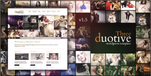 Doutive Three - Complete WordPress Theme