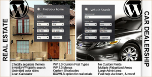 OpenHouse Real Estate - Automotive Car Dealership Theme