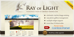 Best WP Themes for Non-profit, Church, Political, or Charity websites