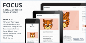 Best New Tumblr Templates and Premium Themes