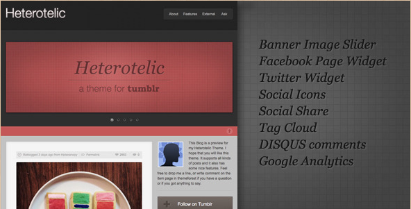 best new tumblr templates and premium themes themesquirrel