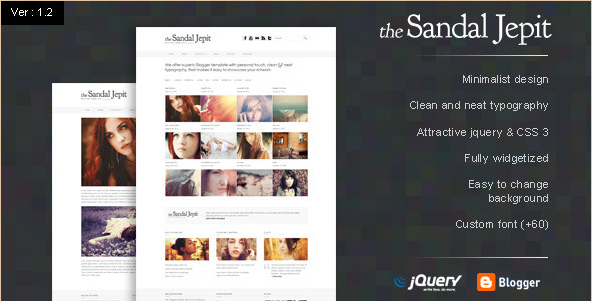 Best New Blogger Templates and Premium Themes