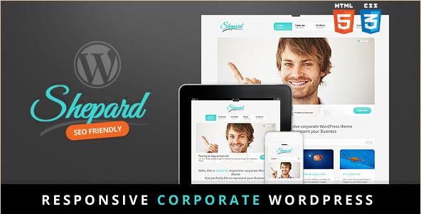 Shepard - Responsive Corporate Theme