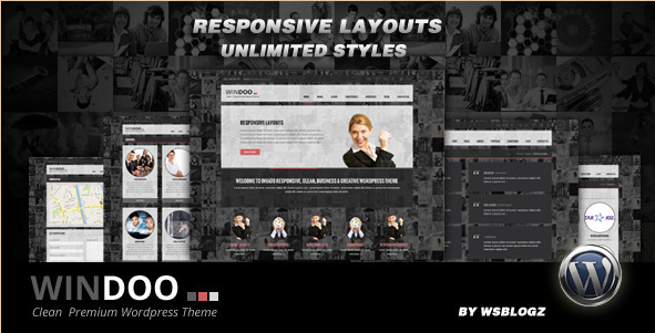 Windoo - Responsive Theme