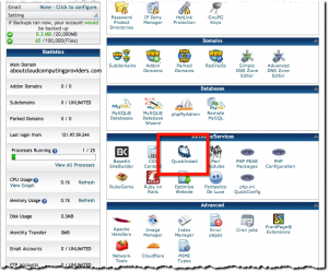 how to create a cname in hostgator