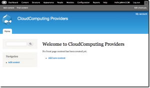 Fresh Install of Drupal 7 on HostGator hosting