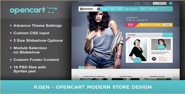 r.gen - modern store design