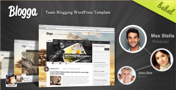 Blogga - Team Blogging for WordPress