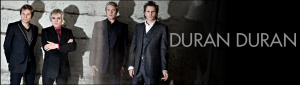 DuranDuran - WordPress Music Site