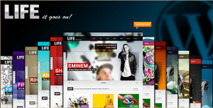 Life - Multimedia Magazine WP Theme