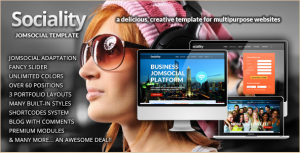 Discover 20 new Joomla Templates for 2012