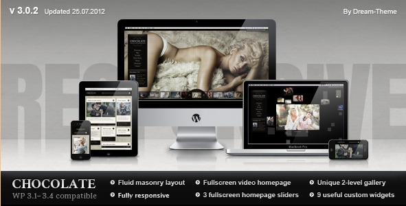 25 cool WordPress photography themes for photographers in 2012
