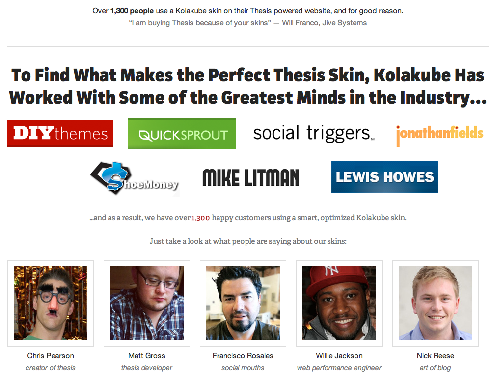 Skin tone My Thesis — Totally free & Premium Thesis 2.0 Skins