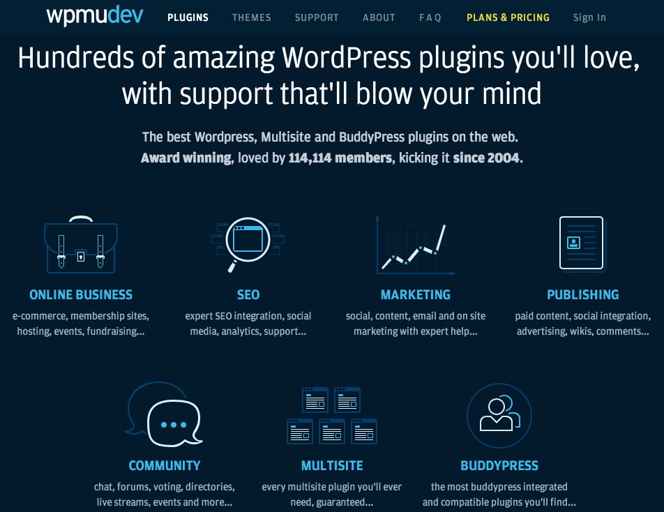 WPMUdev - World of WordPress