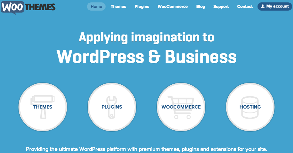 WooThemes - Where there's a Woo
