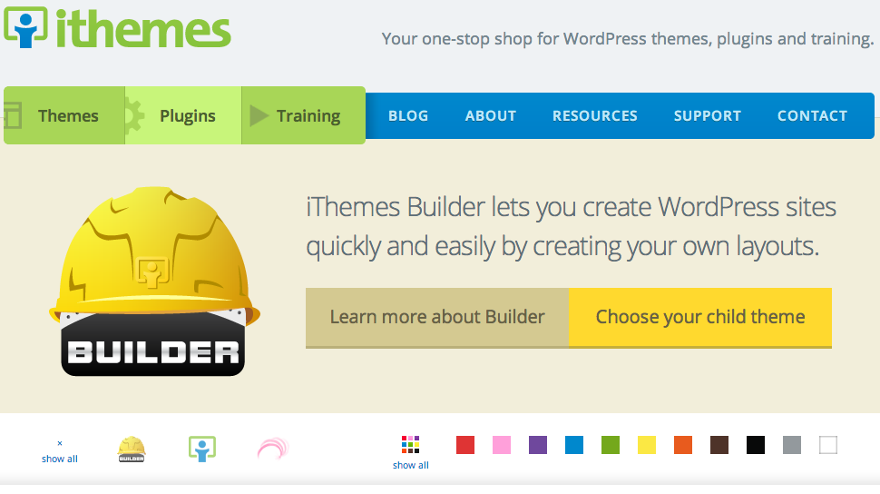 iThemes - Plugins, Training, and More