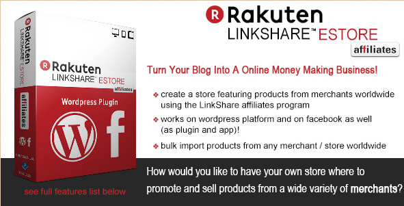 LinkShare - WordPess Affiliate Plugin