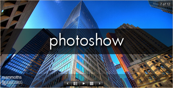 PhotoShow - WordPress Gallery Plugin