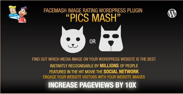Pics Mash - Image Rating Tool
