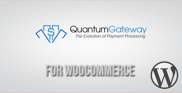 Quantum - Gateway for WooCommerce