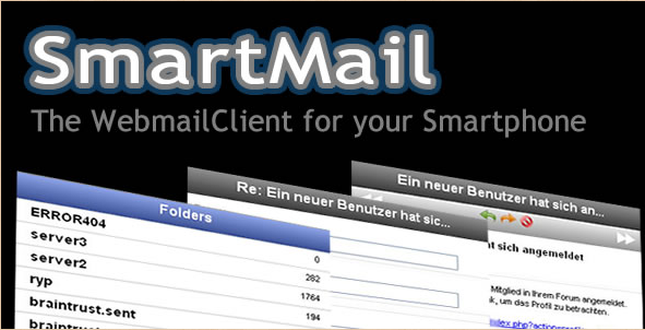 SmartMail - Web Mail Smartphone Client