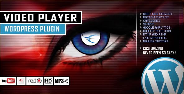Video Player - WordPress YouTube Plugin
