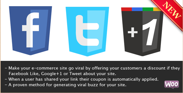 Viral Coupon - Social Sharing Discount Plugin for WordPress