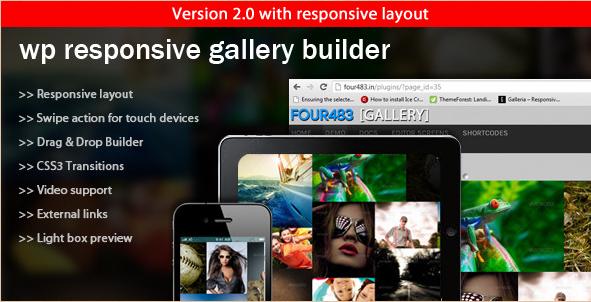 WP Gallery Builder - WordPress Gallery Plugin