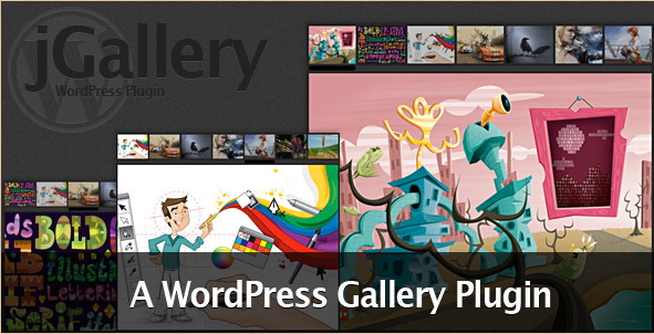 jGallery - WordPress Gallery Plugin