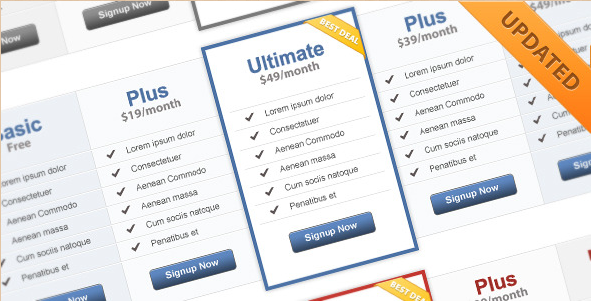 Best css plugins most popular css plugins of 2012 for Simple table css