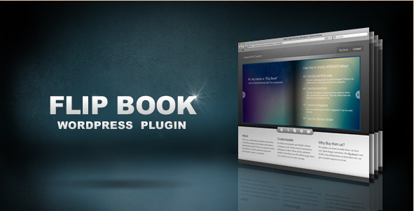 Flip Book - WordPress flipbook plugin