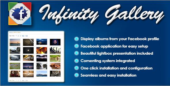 Infinity Gallery - Joomla Plugin