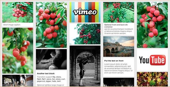 JavaScript Pinterest Plugin