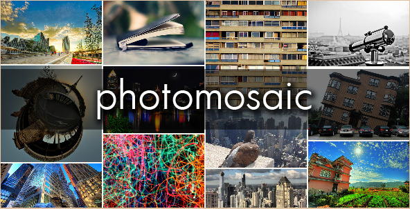 PhotoMosiac - WordPress Mosiac Photo Gallery Plugin
