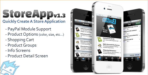 Most popular titanium apps and app creators of 2012 for Titanium app templates