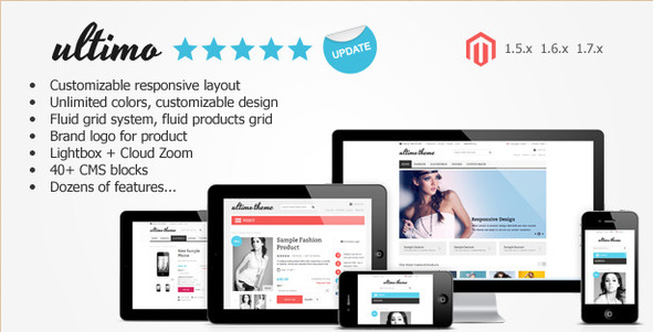 Ultimo - Theme for Magento