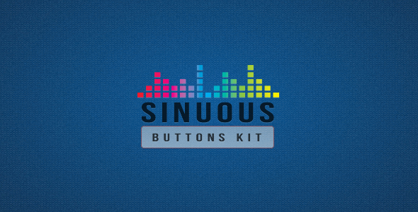 Sinuous Buttons Kit