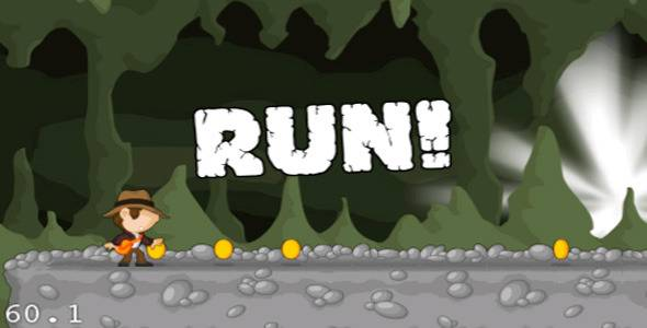 Cave Run Game
