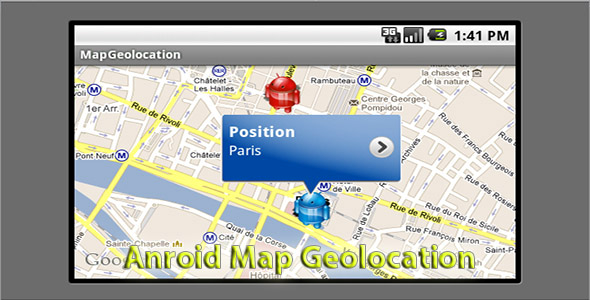 Create Your Android Map App