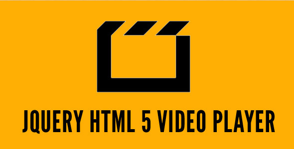 JQuery Html5 Video Player