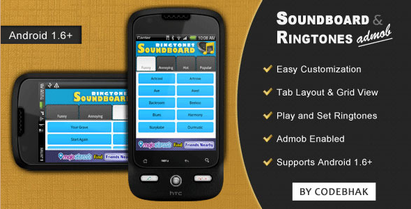 Soundboard & Ringtones