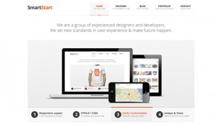 25 amazing HTML5 website templates