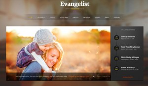25 wonderful non-profit website templates