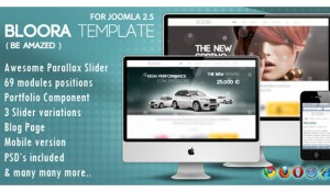 20 top selling Joomla templates