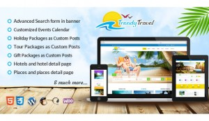 20 amazing WordPress themes for travelling projects