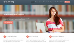 20 amazing WordPress themes suited for education projects