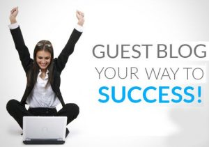 Guest Posting Your Way to Blog Success